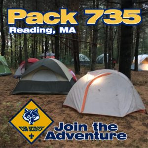 Reading Cub Scout Pack 735